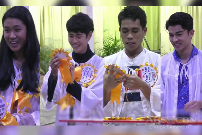 PBB Otso Daily Update: Graduation rites for Adult Big Four