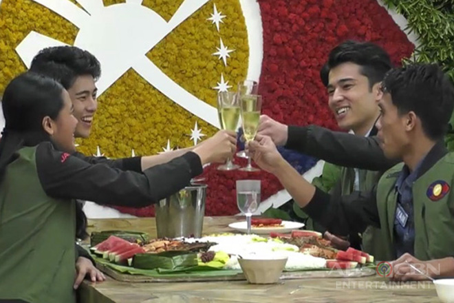PBB Otso Daily Update: How the Batch 2 Big 4 celebrated after the big announcement