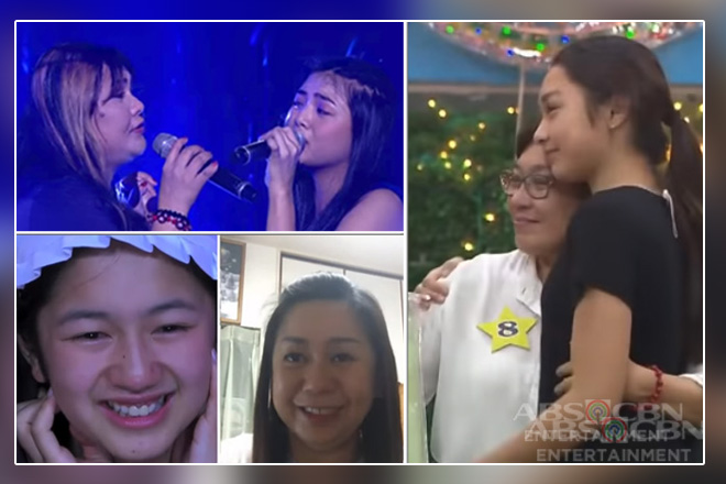 10 touching moments of PBB Otso housemates with their dearest moms