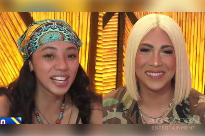 "Vice Ganda enters ""PBB Otso"" house to help Hasna"