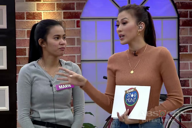 Camp Star Hunt: Alex, inihatid na sa camp si Marie