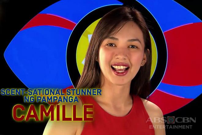 PBB Otso Day 34: Meet Camille - Scent-Sational Stunner ng Pampanga