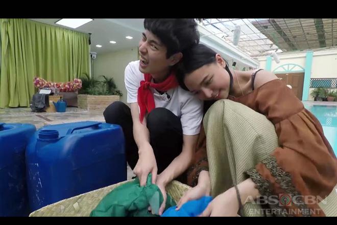 PBB Otso Day 36: Fumiya, nanilbihan sa kanyang panliligaw kay Tori