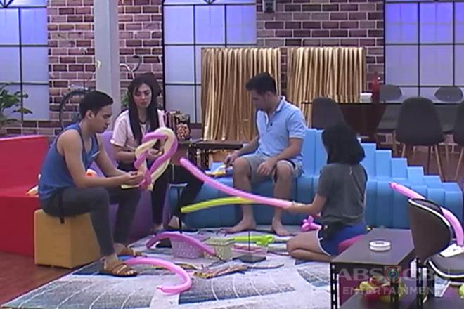 Camp Star Hunt: Team Camille, sumabak sa paggawa ng balloon arrangement