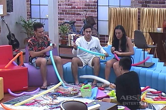 Camp Star Hunt: Team Hanie, nagkagulo sa paggawa ng balloon arrangement