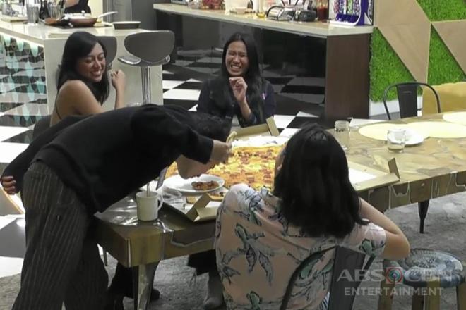 PBB Otso Day 78: Fumiya, nabigo na makahingi ng pizza kay Kuya