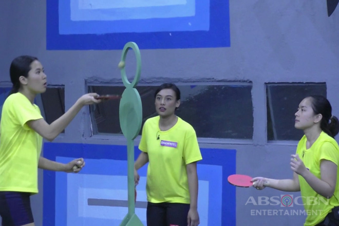 PBB Otso Day 78: PBB Girls, panalo sa pingpong challenge laban sa Camp Girls
