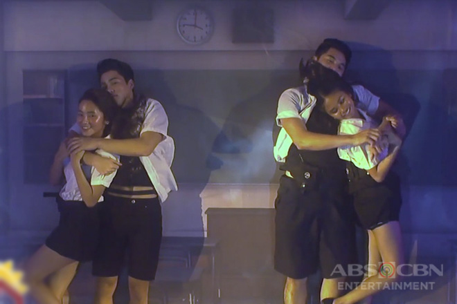 PBB Otso Teens Day 14: Angela, Mich, Alfred at Yen, humarap sa hamon ng weekly task