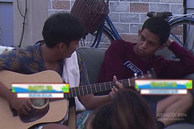 Camp Star Hunt: Batit, pinayuhan si Emjay sa kanyang nararamdamn kay Ashley  Image Thumbnail
