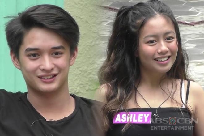 PBB Otso Teens Day 16: Ashley at Lance, nilinaw ang kanilang nararamdaman sa isa't isa