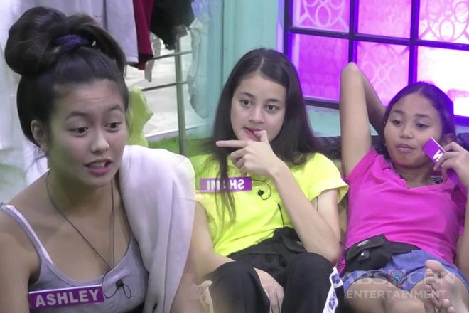 PBB Otso Teens Day 16: Ashley, tinanong ng Girls tungkol kay Lance