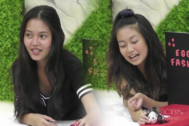 PBB Otso Teens Day 17: Girls, di nagpahuli sa pagpapakilala ng kanilang mga easter eggs