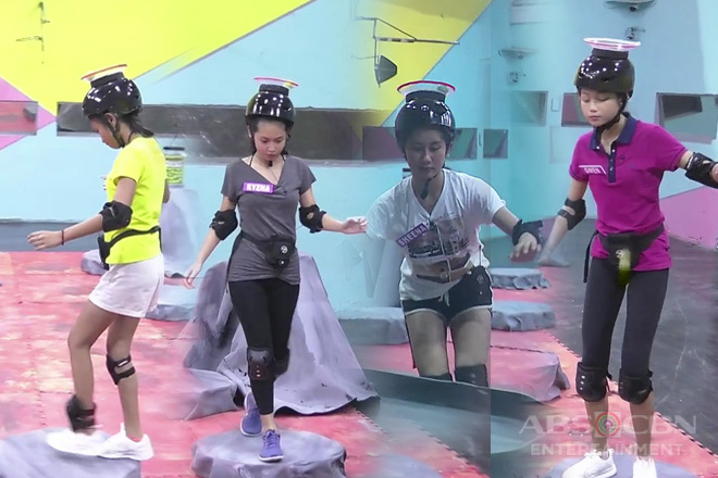 PBB Otso Teens Day 19: Girls, sumabak sa first golden circle challenge ni Kuya