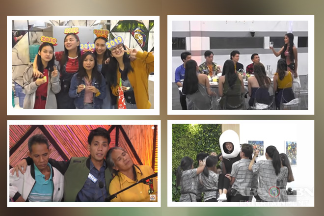 7 celebration moments of PBB Otso housemates