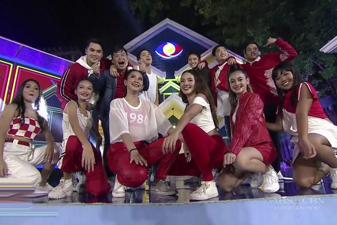 "PBB Otso Teens Day 53: Ex-Teen Housemates dance to ""Magdamag"""