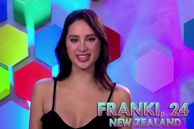 PBB Otso Day 1: Meet Franki - Wandering Stunner ng New Zealand