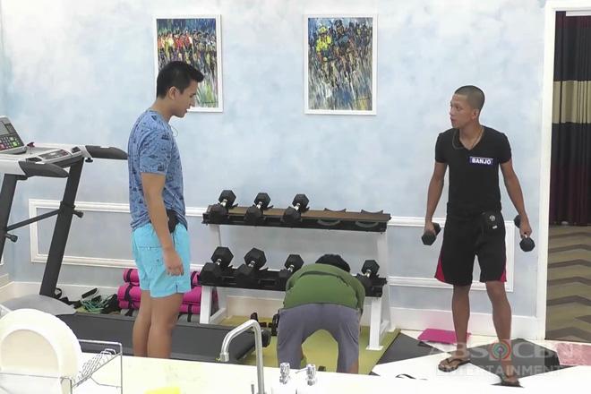 PBB Otso Day 3: Boys, sinubukan ang gym equipments ni Kuya