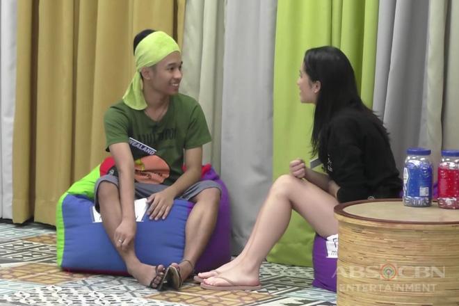 PBB Otso Day 3: Franki, humingi ng tulong kay Wealand para sa kanyang special task