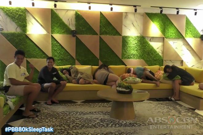 PBB Otso Day 4: Adult Housemates, sinulit ang oras ng kanilang pagtulog