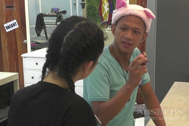 PBB Otso Day 4: Banjo, binigyan ng tagalog lesson si Franki