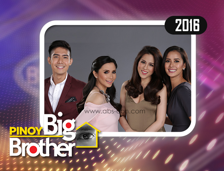 Pinoy Big Brother hosts through the years (2005 to 2016)