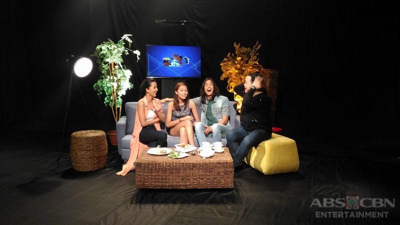 Behind The Scene Photos: PBB Season 7 Online Show - Episode 1