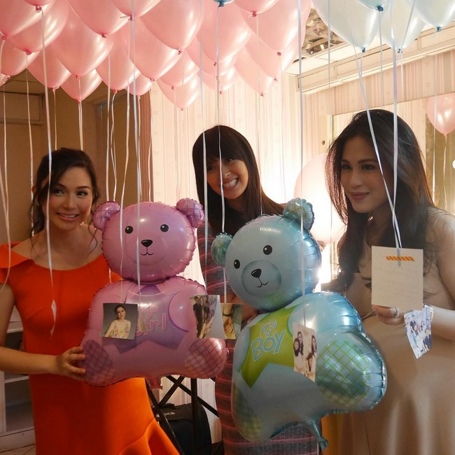 PHOTOS: Kuya's Baby Shower for Toni and Mariel