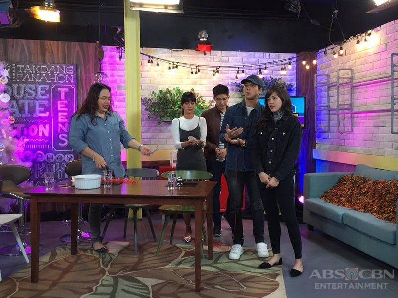 Elmo and Janella spread the kilig vibes on PBB Online