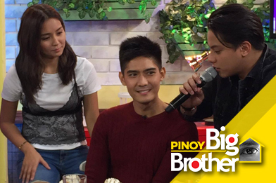 PHOTOS: Robi gets a surprise visit from Kathryn and Daniel