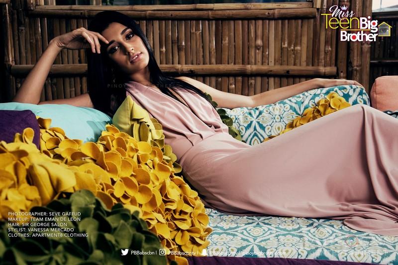 PHOTOS: Ms Teen PBB 2016 Pictorial - Maria