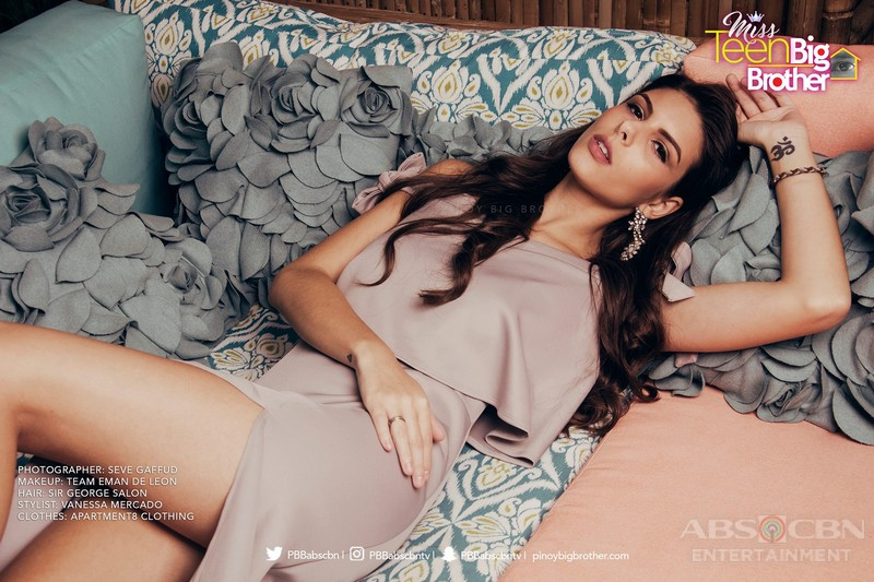 PHOTOS: Ms Teen PBB 2016 Pictorial - Stephanie