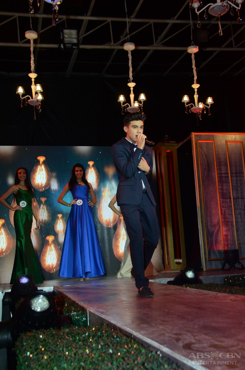 PHOTOS: Bailey May serenades Ms Teen PBB 2016 Contestants