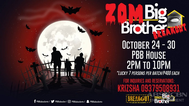 Pinoy Big Brother: Halloweek Special