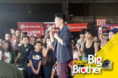 PHOTOS: PBB opens its doors to Kapamilyas for Zom-Big Brother House Escape Room Game, Zomba and Halloweek Fair