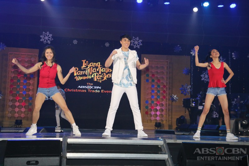 ABS-CBN TRADE EVENT 2016: PBB Lucky Season 7 Teen Housemates' pasabog performance