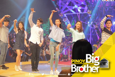 PHOTOS: PBB Lucky Teen Housemates Online Fans Day