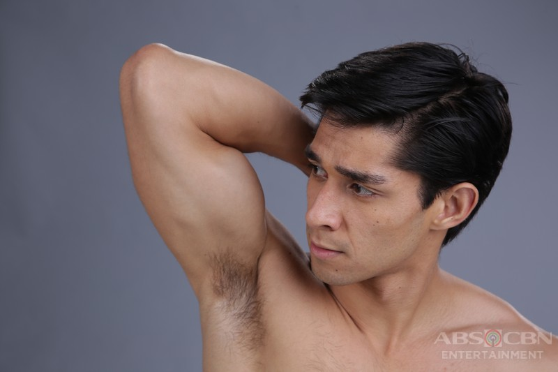 PHOTOS: PBB Lucky Season 7 Boy housemates in sexy pictorial