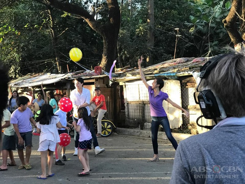Behind The Scenes Photos: PBB Live Drama Taping