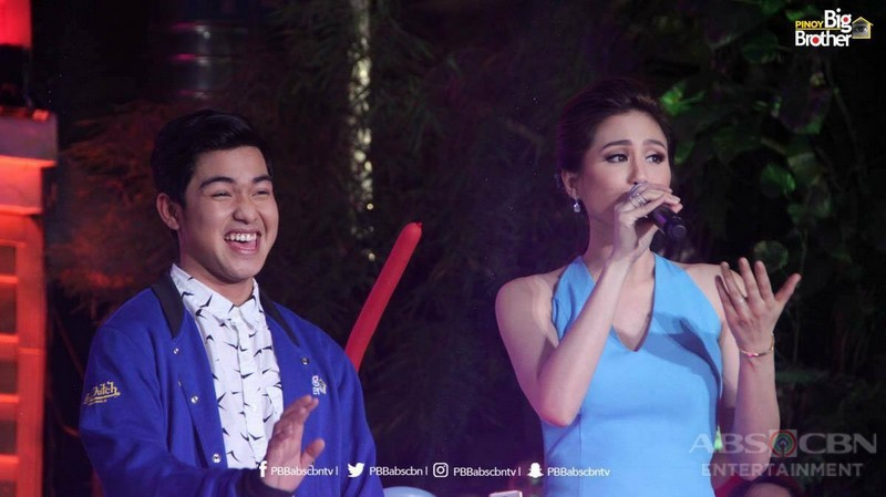 PHOTOS: PBB Dream Team 4th Lucky Spot Salubong