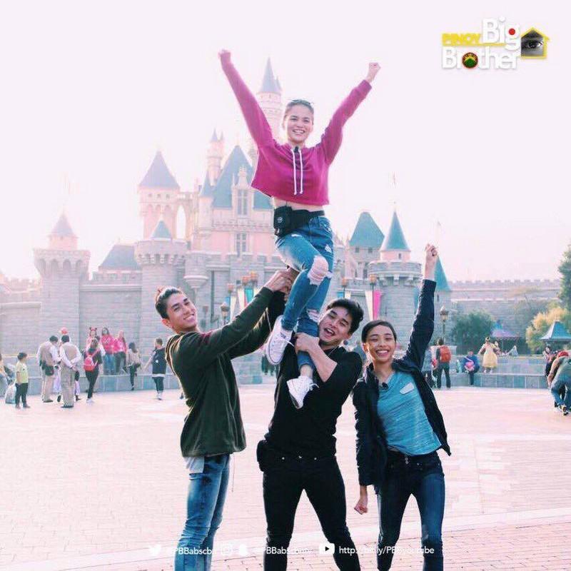 PHOTOS: PBB Dream Team Maymay, Elisse, McCoy & Nikko in Hongkong