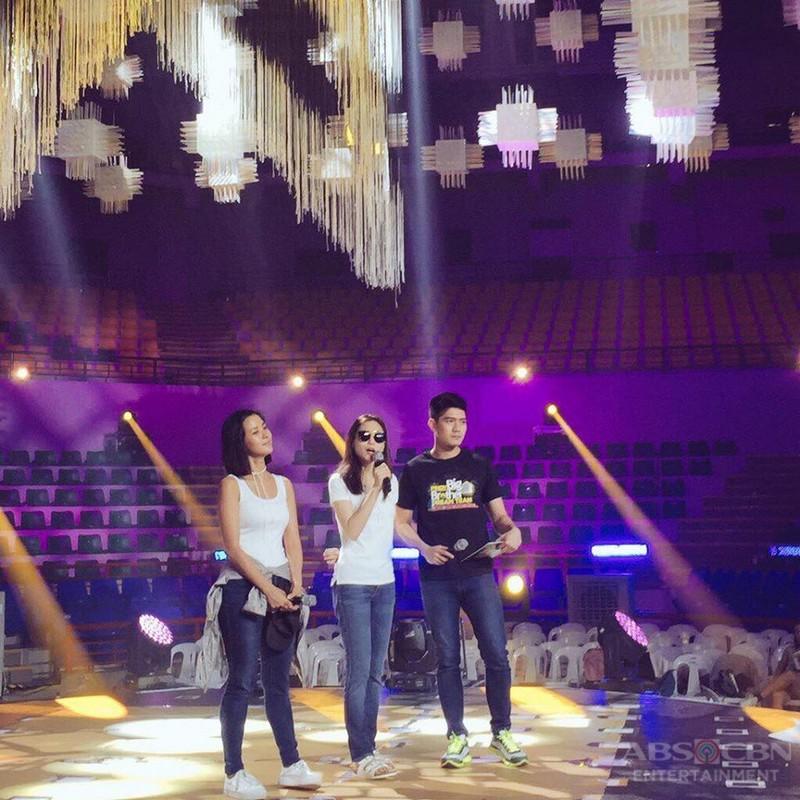 PHOTOS: Pinoy Big Brother Dream Team Big Night Rehearsal