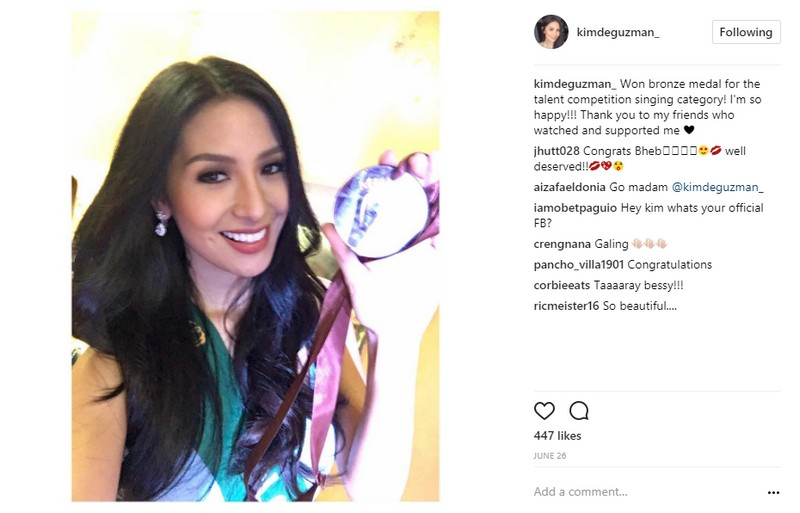 "Naalala n'yo pa ba ang ""Stunning Sweetheart ng Olongapo""? Check out Kim De Guzman's captivating beauty here!"