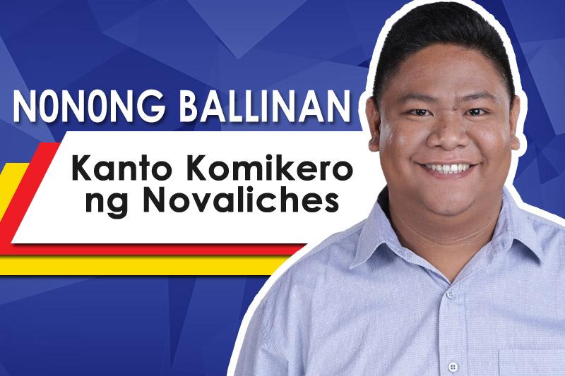 Lucky Housemate Nonong Ballinan