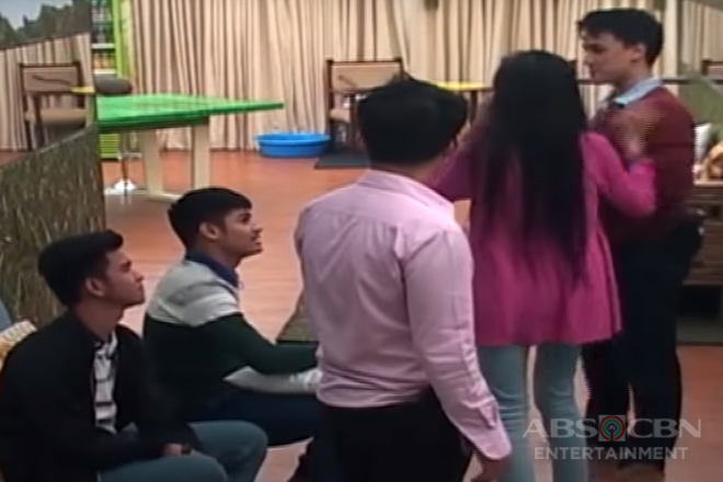PBB Balikbahay: Maymay and the Boys
