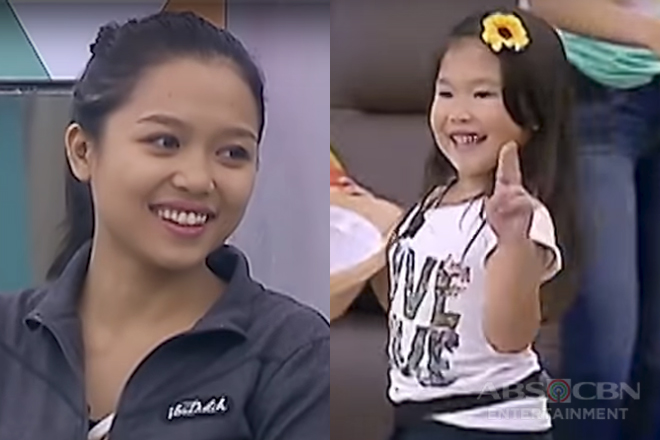 PBB Balikbahay: Miho's Special Guest